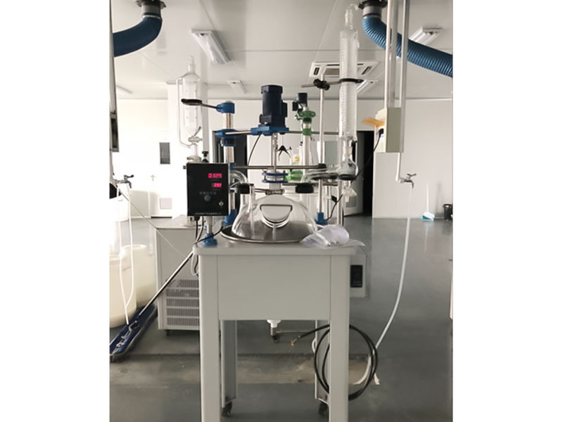 上海科兴仪器与某药业现场案例